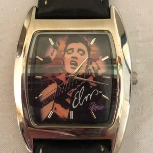 50 anniversary Elvis watch